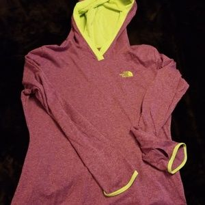 The North Face Lightweight Running Pullover